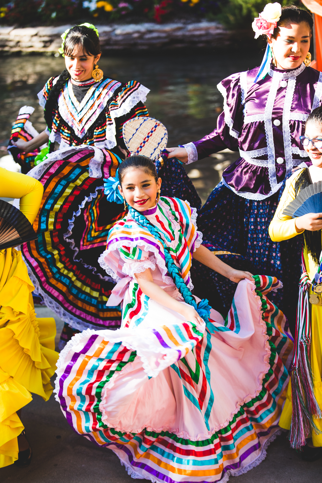 """Because of Fiesta"" Fundraising Campaign Hosted by Fiesta San Antonio"